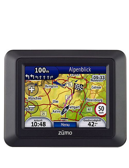 MB Garmin zumo 220