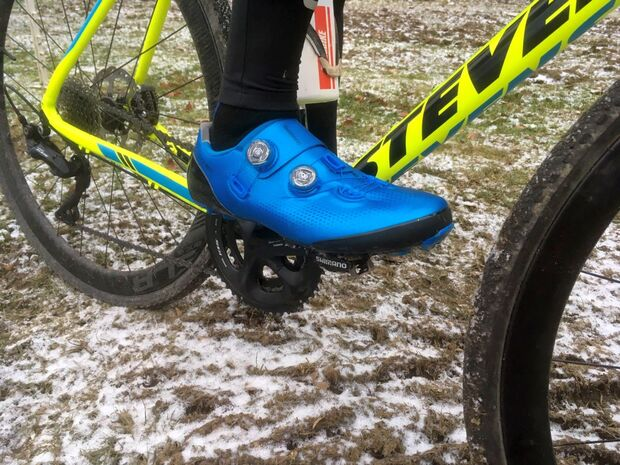 RB 2019 Cyclocross Material Shimano S-Phyre XC9
