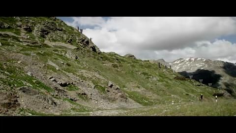 Road to Mont Blanc - Mike Cotty
