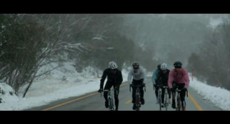 The Rapha Continental - The Snowys